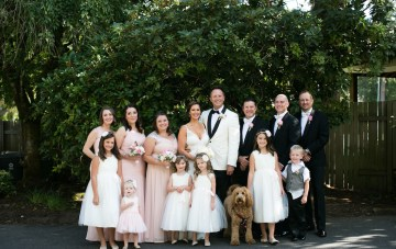 Beautiful Lakehouse Wedding by Jamie Rae Photo 43