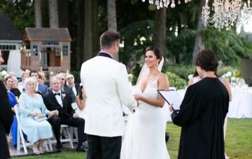 Beautiful Lakehouse Wedding by Jamie Rae Photo 50