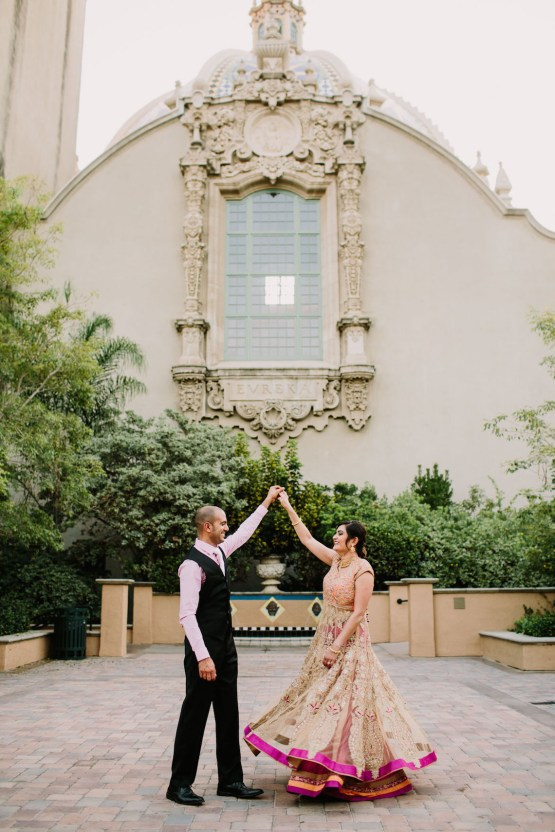 Beautiful Wedding Photo Session by Let's Frolic Together 35