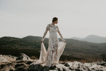 Boho Wedding Inspiration by Trek and Bloom Photography Co.11