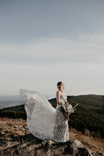 Boho Wedding Inspiration by Trek and Bloom Photography Co.19