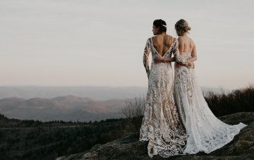 Ethereal Bohemian Wedding Inspiration