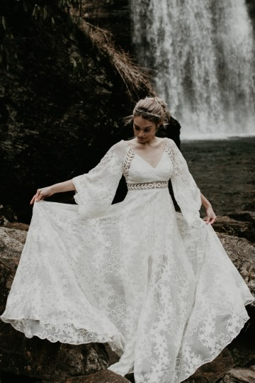 Boho Wedding Inspiration by Trek and Bloom Photography Co.28