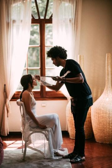 Cool Spanish Wedding by Sara Lobla and La Puta Suegra 14