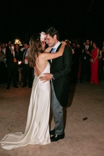 Cool Spanish Wedding by Sara Lobla and La Puta Suegra 38