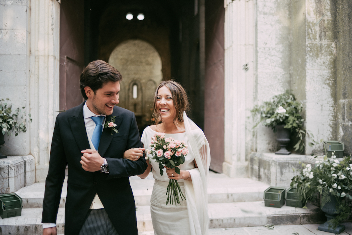 Cool Spanish Wedding by Sara Lobla and La Puta Suegra 51