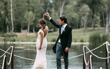 Cool Spanish Wedding by Sara Lobla and La Puta Suegra 62