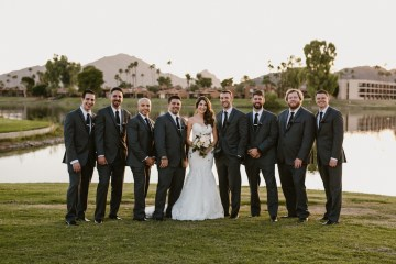 Glamorous Wedding by Jay and Jess Photography 2