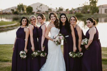 Glamorous Wedding by Jay and Jess Photography 25