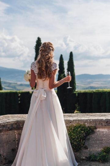 Luxurious Destination Wedding in Tuscany by Stefano Santucci 27