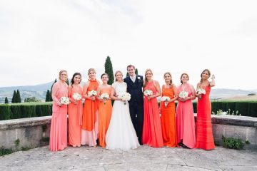 Luxurious Destination Wedding in Tuscany by Stefano Santucci 35