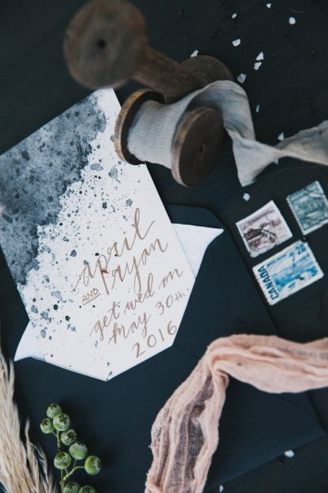 Modern Farmhouse Wedding Inspiration by Alexandra Wallace and A Lovely Creative 14