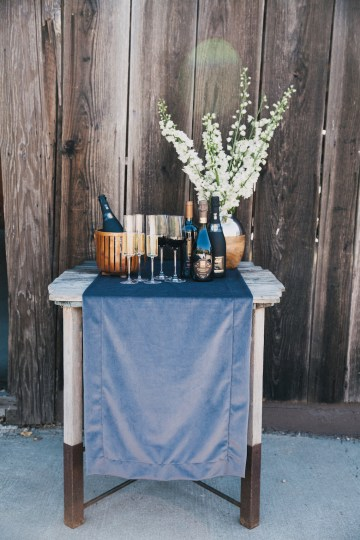Modern Farmhouse Wedding Inspiration by Alexandra Wallace and A Lovely Creative 16