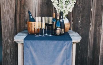 Modern Farmhouse Wedding Inspiration by Alexandra Wallace and A Lovely Creative 16