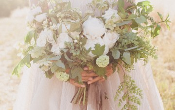 Modern Farmhouse Wedding Inspiration by Alexandra Wallace and A Lovely Creative 63
