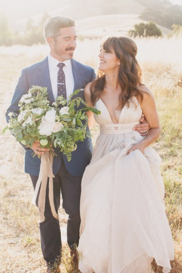 Modern Farmhouse Wedding Inspiration by Alexandra Wallace and A Lovely Creative 68