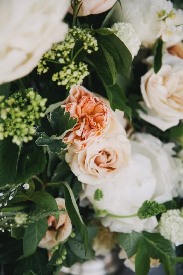 Modern Farmhouse Wedding Inspiration by Alexandra Wallace and A Lovely Creative 8