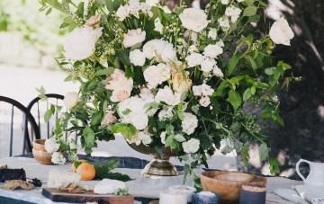 Modern Farmhouse Wedding Inspiration by Alexandra Wallace and A Lovely Creative 9