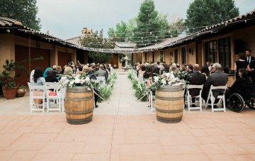 Pretty Outdoor Wedding by Sara Lynn Photography 39