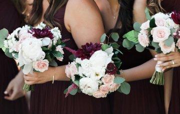 Pretty Outdoor Wedding by Sara Lynn Photography 45
