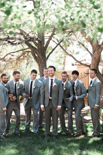 Pretty Outdoor Wedding by Sara Lynn Photography 47