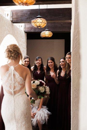 Pretty Outdoor Wedding by Sara Lynn Photography 8