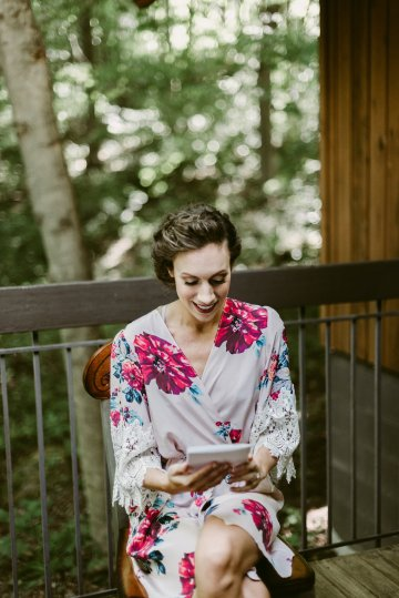 Rustic & Intimate Wedding by Suzuran Photography and Oak & Honey Events 14