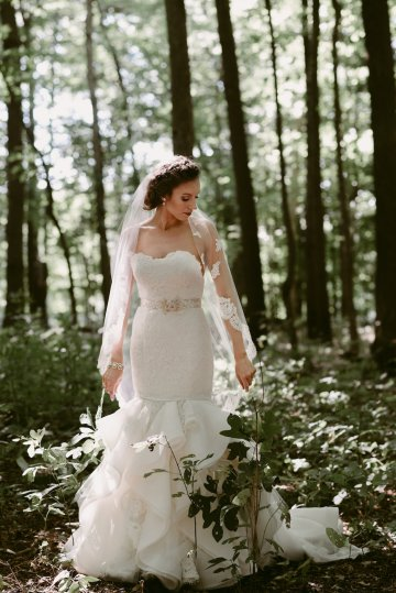 Rustic & Intimate Wedding by Suzuran Photography and Oak & Honey Events 20