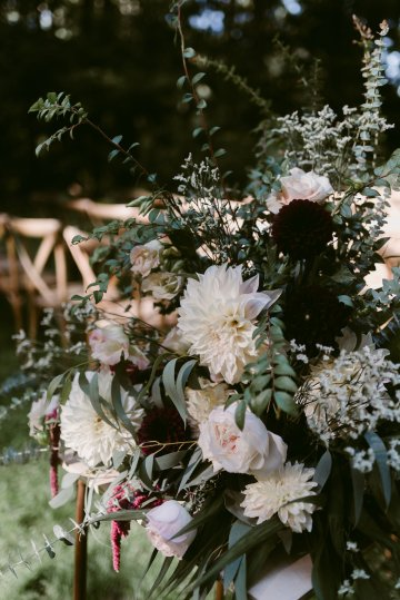 Rustic & Intimate Wedding by Suzuran Photography and Oak & Honey Events 21