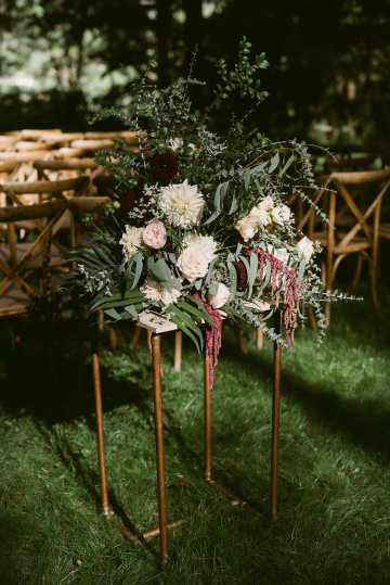 Rustic & Intimate Wedding by Suzuran Photography and Oak & Honey Events 40