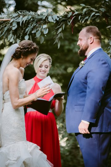 Rustic & Intimate Wedding by Suzuran Photography and Oak & Honey Events 43