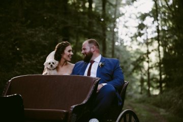 Rustic & Intimate Wedding by Suzuran Photography and Oak & Honey Events 46