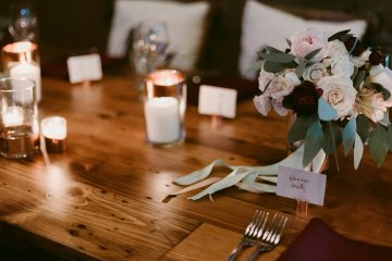Rustic & Intimate Wedding by Suzuran Photography and Oak & Honey Events 47