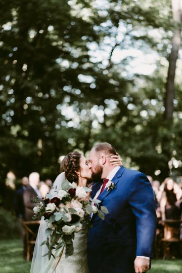 Rustic & Intimate Wedding by Suzuran Photography and Oak & Honey Events 61