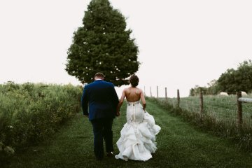 Rustic & Intimate Wedding by Suzuran Photography and Oak & Honey Events 69
