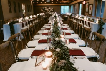 Rustic & Intimate Wedding by Suzuran Photography and Oak & Honey Events 9