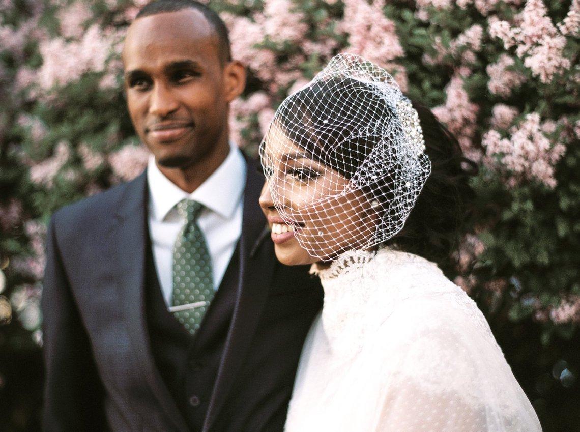 Chic romantic and oh so pretty muslim wedding reception junglespirit Images