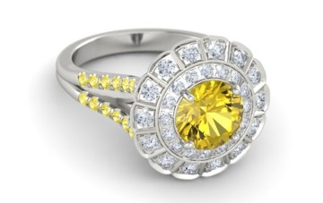 round-yellow-sapphire-14k-white-gold-ring-with-diamond-and-yellow-sapphire-1