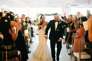 Cool Loft Wedding In New York by Chaz Cruz Photographers 23
