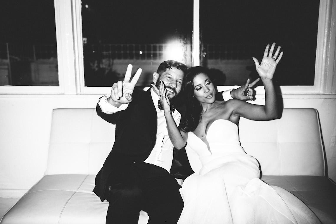 Cool Loft Wedding In New York by Chaz Cruz Photographers 30