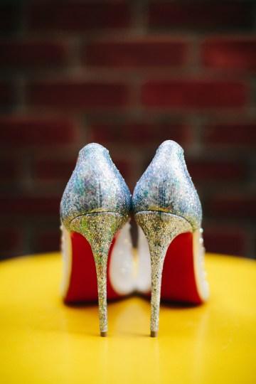 Cool Loft Wedding In New York by Chaz Cruz Photographers 34