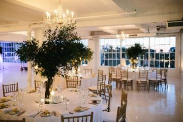 Cool Loft Wedding In New York by Chaz Cruz Photographers 62