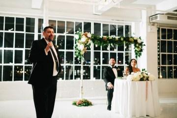 Cool Loft Wedding In New York by Chaz Cruz Photographers 69