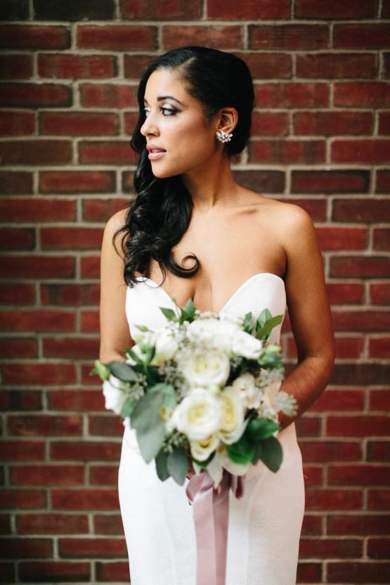 Cool Loft Wedding In New York by Chaz Cruz Photographers 8