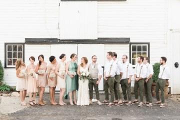 Fun Farm Wedding by Two Birds Photography 26