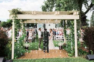 Fun Farm Wedding by Two Birds Photography 59