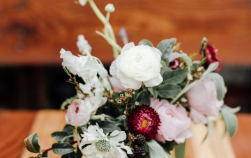 Gorgeous Restaurant Wedding by ComePlum Photography 12