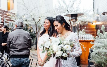 Gorgeous Restaurant Wedding by ComePlum Photography 21