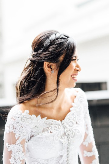 Gorgeous Restaurant Wedding by ComePlum Photography 51