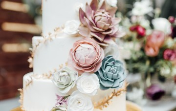 Gorgeous Restaurant Wedding by ComePlum Photography 64